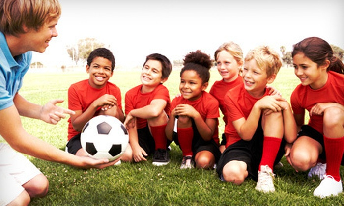 X-treme Champions - Bloomingdale: $49 for a Youth Spring Soccer League with Shirt, Photo DVD, and Participation Award at X-treme Champions ($139 Value)