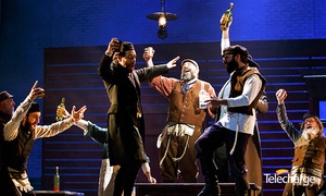"""Fiddler on the Roof Broadway: """"Fiddler on the Roof"""" on Broadway (April 5–May 27)"""