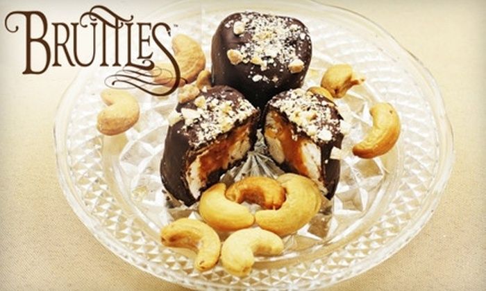 Bruttles - Multiple Locations: $10 for $20 Worth of Gourmet Confections at Bruttles