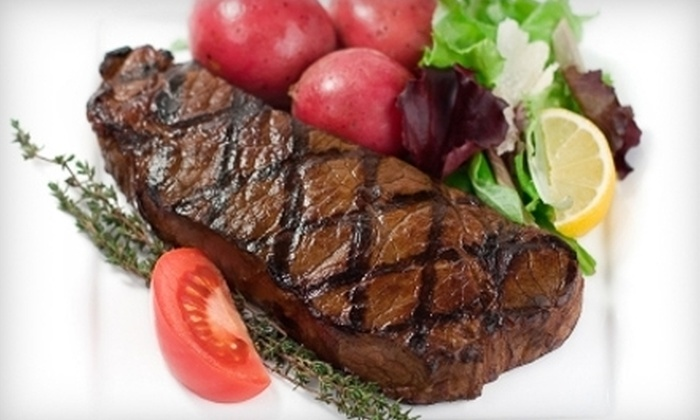 Cattleman's Meat Company - National Place: Steak Six-Pack or $25 for $50 Worth of Beef, Chicken, or Pork at Cattleman's Meat Company in Nixa (Up to 52% Off)