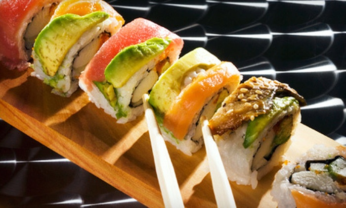 Olleh Sushi and Tofu House - Sunnyvale South,Community Center: $10 for $20 Worth of Japanese and Korean Fare and Drinks at Olleh Sushi and Tofu House in Sunnyvale