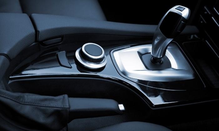 Auto One Glass & Accessories - Mishawaka: Auto Detailing Package at Auto One Glass & Accessories in Mishawaka. Three Options Available.