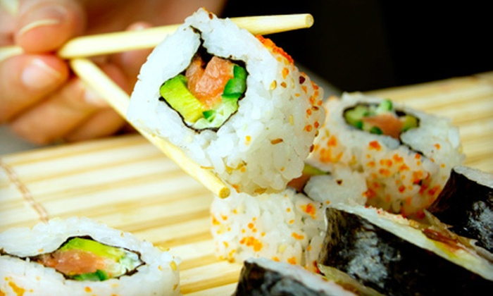 OH Fusion - Lakeview: Asian Fusion Cuisine at OH Fusion (Half Off). Two Options Available.