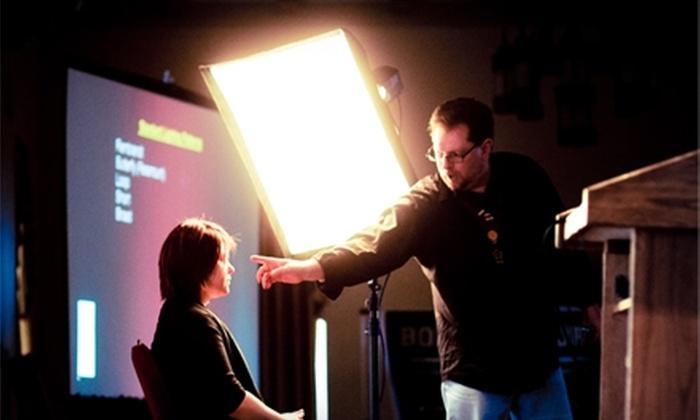 Impact Photographic Design - Winnipeg: $39 for $99 Worth of Beginner or Intermediate Photography Seminars at Impact Photographic Design