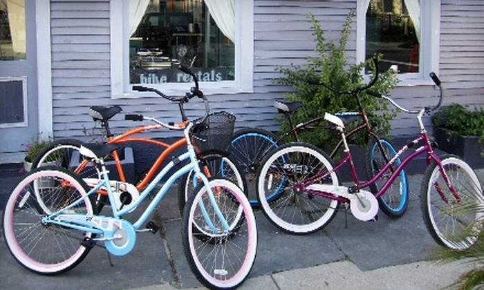 A Musing Bicycle Rentals - Lower Garden District: $12 for a Three-Hour Bike Rental at A Musing Bicycle Rentals ($24 Value)