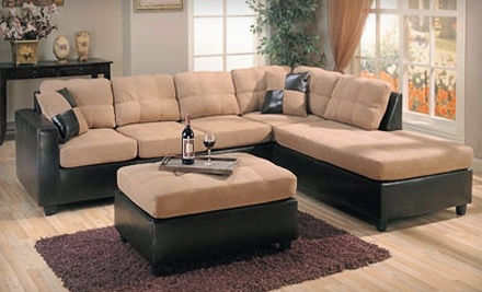 Geneva Discount Furniture: $200 Toward Any Sofa and Loveseat Set, Sectional, or Six-Piece Bedroom Set - Geneva Discount Furniture in Crystal