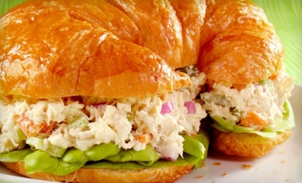 $16 Groupon to Harvest Thyme Cafe and Catering Co - Harvest Thyme Cafe and Catering Co in Gainesville
