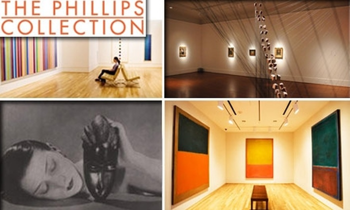 The Phillips Collection - Dupont Circle: $7 for Admission to The Phillips Collection and Special Man Ray Exhibition, Plus Hot Cocoa or Cider