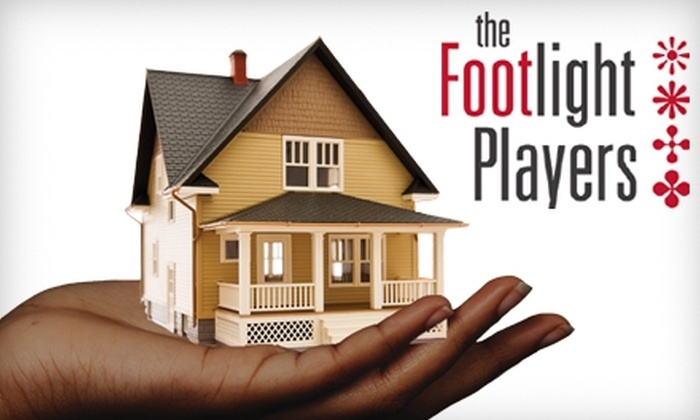 "Footlight Players - French Quarter: $12 for a Ticket to the Footlight Players's Production of ""A Raisin in the Sun"" ($25 Value). Multiple Dates Available."