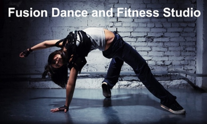Fusion Dance & Fitness Studio - Woodstock: $25 for One Month of Unlimited Zumba Classes or One Pole-Dancing Workshop at Fusion Dance & Fitness Studio (Up to $59 Value)