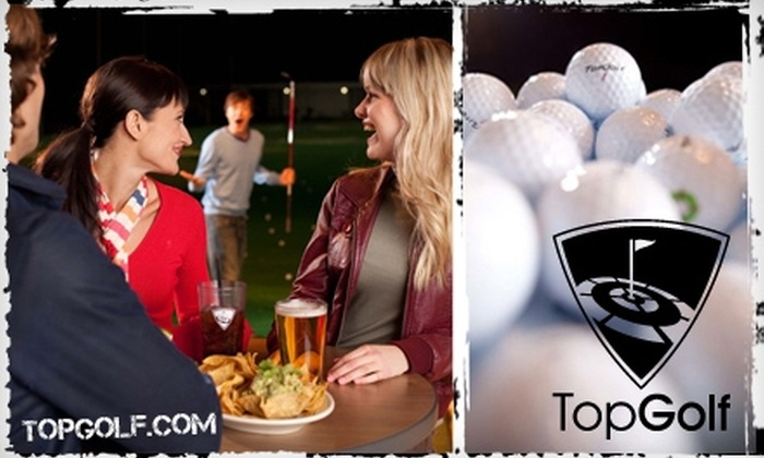 TopGolf - Wood Dale: $18 for a TopGolf Playing Card Good for Six Buckets of Golf Balls ($35 Value) in Wood Dale