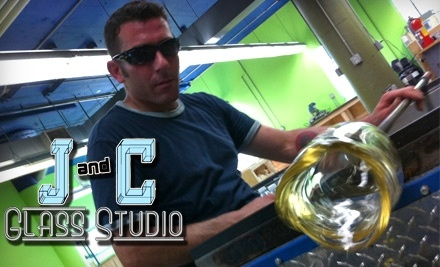 J and C Glass Studio: Fri., Feb. 18 - J and C Glass Studio in Cleveland