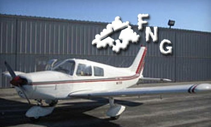 Flight! Nebraska Group - Multiple Locations: $49 for Discovery Flight Lesson or Scenic Flight Tour from Flight! Nebraska Group (Up to $153 Value)