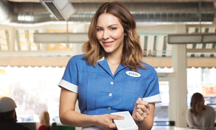 Waitress The Musical On Broadway Starring Katharine Mcphee In New York Ny Groupon