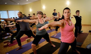 Source Yoga: Six-Week Intro to Yoga Series or Two-Month Unlimited Membership to Source Yoga (Up to 60% Off)