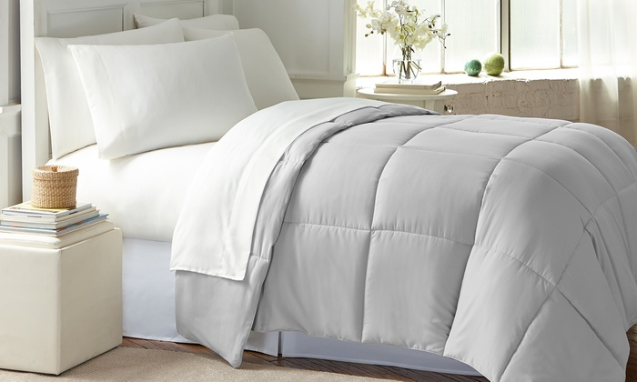 Up To 75 Off On Down Alternative Comforter Groupon Goods