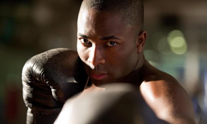 B.B.X. Kickboxing - New York: Four Weeks of Unlimited Boxing or Kickboxing Classes at B.B.X. Kickboxing (57% Off)