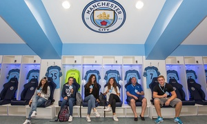 Manchester City Football Club: Manchester City FC Stadium and Club Tour with Souvenir Photo at Manchester City Football Club (Up to 33% Off)