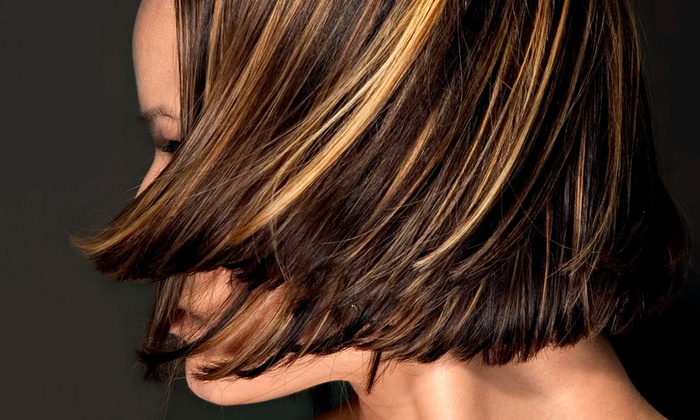 Cuttin Loose - Murfreesboro: Haircut and Conditioning with Optional Color or Partial Highlights or Full Highlights at Cuttin Loose (Up to 65% Off)