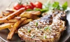 Chicago's  Piano Bar - Chicago's Piano Bar: Winter Warmer Meal From R184 at Chicago's Piano Bar (50% Off)