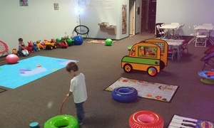 wowzuh: Up to 57% Off Indoor Play Area at wowzuh
