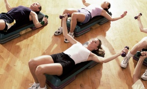 U-jam Fitness: $15 for $30 Worth of Aerobics — U-Jam Fitness