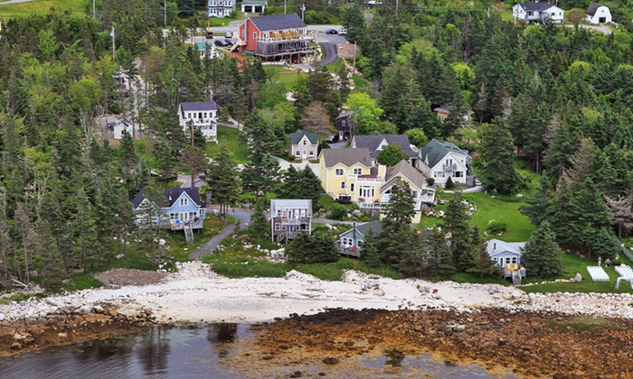 Oceanstone Seaside Resort - Indian Harbour, NS: Stay at Oceanstone Seaside Resort in Indian Harbour, Nova Scotia; Dates into May 2015