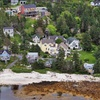 Relax at Cottage Resort along Nova Scotia Coast