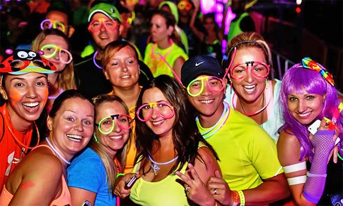 Run with the Badges 5K - Shelton Elementary School: Glow-Race Entry for One or Two from Run with the Badges 5K on Friday, June 5 (37% Off)