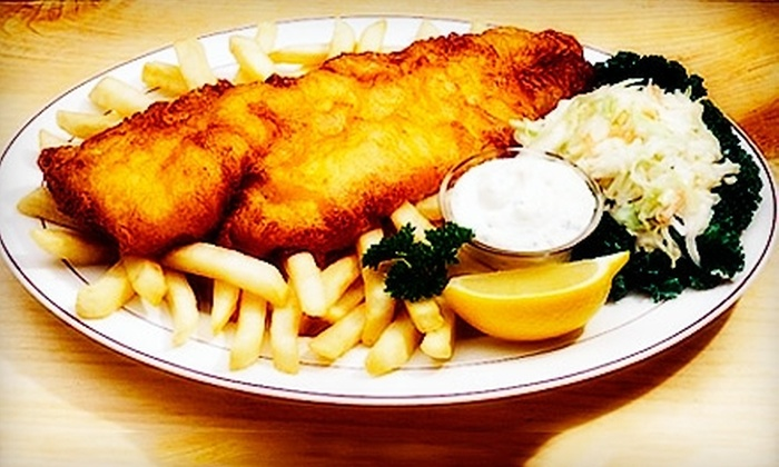 Piccadilly Pub Restaurant - West Springfield: $10 for $20 Worth of Comfort Cuisine at Piccadilly Pub Restaurant