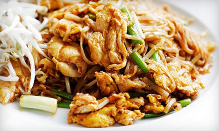 Green Papaya Jacksonville - First Coast Center,North Jacksonville,Northside: $10 for $20 Worth of Pan-Asian Cuisine at Green Papaya