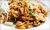 Green Papaya Pan Asian Cuisine - Jacksonville North Estates: $10 for $20 Worth of Pan-Asian Cuisine at Green Papaya