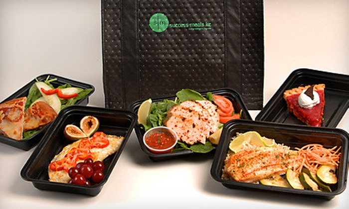 Success Meals KC - Multiple Locations: $120 for Two Weeks of Delivered Customized, Healthful Meals from Success Meals KC ($417.76 Value)