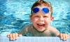 Aqua-Tots Swim School - Multiple Locations: $29 for One Month of Swim Lessons at Aqua-Tots Swim School ($68.50 Value)