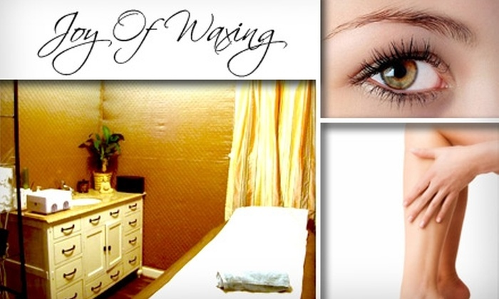 Joy of Waxing - Oak Lawn: $30 for $70 Worth of Waxing Services at Joy of Waxing