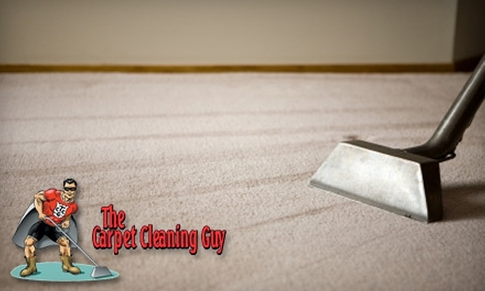 The Carpet Cleaning Guy - Bohemia: $75 for $150 Worth of Carpet Cleaning from The Carpet Cleaning Guy