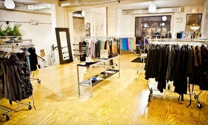 Thread Lounge - DePaul: $30 for $60 Worth of Designer Apparel at Thread Lounge