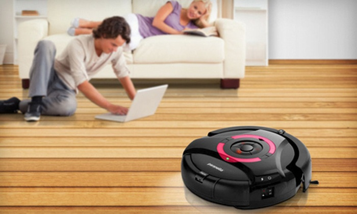 Paranello: $129 for a Navigator Robot Vacuum from Paranello ($365 Value)