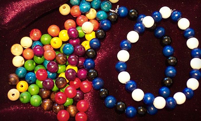 The Beadhive - Lawson Heights S.C.: $10 for $20 Worth of Fashion Accessories, Beads, Jewellery, and More at The Beadhive