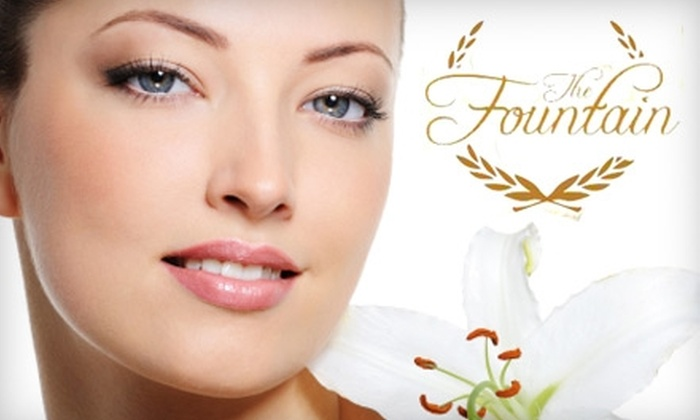 The Fountain Medical Spa and Boutique - Mount Juliet: $35 for a Signature Facial at The Fountain Medical Spa ($75 Value)