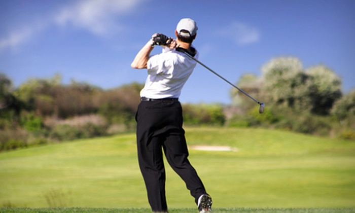 Monterey Bay Golf Academy - Seaside-Monterey: One or Two 45-Minute Golf Lessons or a Two-Day Golf School at Monterey Bay Golf Academy (Up to 60% Off)