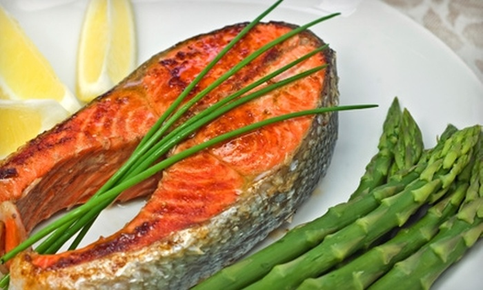 Decanter Restaurant and Wine Lounge - Wynnewood North: $20 for $40 Worth of Upscale American Cuisine at Decanter Restaurant and Wine Lounge