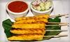 Taste of Thai - Multiple Locations: Thai Cuisine and Drinks at Taste of Thai. Two Options Available.