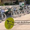 Half Off Raleigh Rickshaw Tour