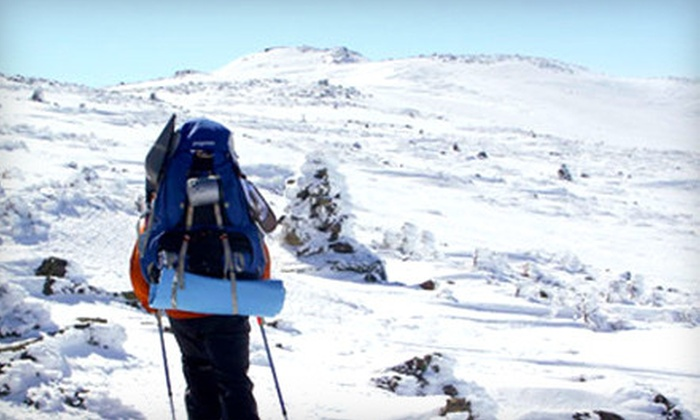 Northeast Mountaineering - North Conway, NH: Mountain-Climbing Excursion for Two, Four, or Eight with Northeast Mountaineering in Gorham (Up to 79% Off)