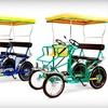 57% Off Bikes and Surreys at Wheel Fun Rentals