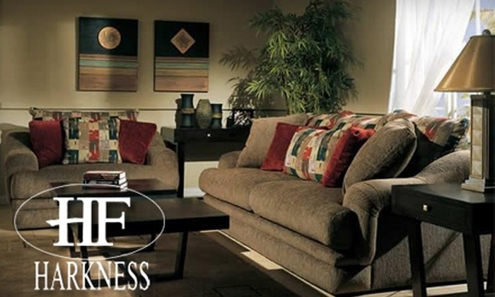 Harkness Furniture - South Tacoma: $25 for $100 Worth of Furniture at Harkness Furniture