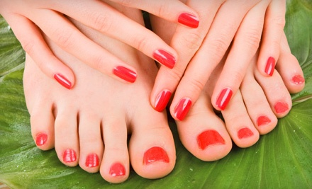 Shellac Manicure (a $30 value) - Magic Touch Beauty and Health in St. Clair Shores
