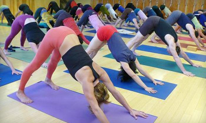 Iyengar Yoga of San Diego - San Diego: $39 for 10 Classes at Iyengar Yoga of San Diego ($150 Value)
