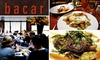 (CLOSED) Bacar - Mission Bay: $15 for a $35 Groupon to Bacar's Sunday Brunch